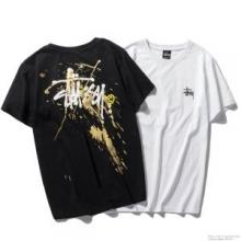 ステューシー STUSSY 半袖Tシャツ 2色可選 毎シーズンに活躍する 2018年春夏新品