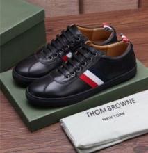 季節限定販売 2色可選  スニーカー、靴  2018最安値!トムブラウン 大胆に