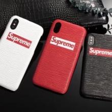 好感度120% シュプリーム SUPREME 2018ss トレンド iphone6 ケース カバー 3色可選