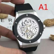ウブロ HUBLOT 2018爆買い新作登場 男性用腕時計 機械式(自動巻き) 多色可選 超人気高品質