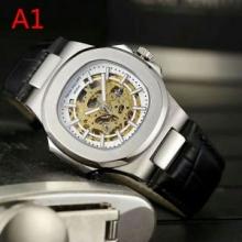 高品質な新品 多色可選 夜光効果 男性用腕時計 パテック フィリップ Patek Philippe 無機質さが魅力
