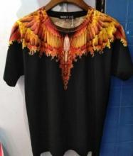 春夏品質保証定番MARCELO BURLONマルセロバーロン コピー 通販薄手シンプルtシャツ半袖トップスブラック