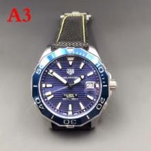 タグホイヤー男性用腕時計有名モデル愛用アイテム 3色可選 TAG HEUER 人気注目のアイテム