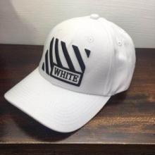 2018年秋冬新品  2色可選  キャップ  2018年最新人気 Off-White オフホワイト