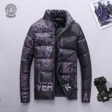予約完売品 ヴェルサーチ VERSACE  ダウンジャケット メンズ トレンド感溢れた 美品*稀少 抜群の存在感