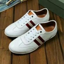 バリー スニーカー コピーBALLYメンズレザーカジュアルローカット軽量シューズ 靴2色可選人気定番得価