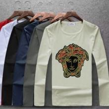 最高に人気商品! VERSACE 多色可選 長袖/Tシャツ満足度200%? ヴェルサーチ
