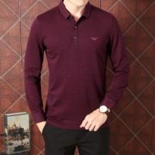 COOLなデザイン アルマーニ ARMANI 2色可選 長袖/Tシャツ総合ランク高きアイテム