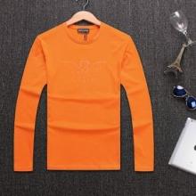 アルマーニ ピュアな印象に  ARMANI2018爆買い新作登場 3色可選 長袖/Tシャツ