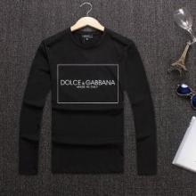 高級感を演出する 冬季超人気アイテム 3色可選  Dolce&Gabbana長袖/Tシャツドルチェ&ガッバーナ