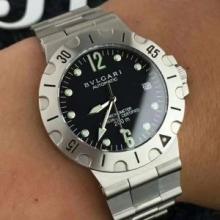 ファッション新作 BVLGARI 男性用腕時計 2色可選 ブルガリ 2018爆買い新作登場 おしゃれ流行