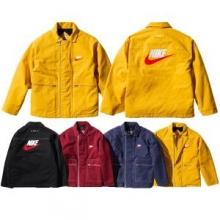 秋冬人気新作 大安い! Supremeジャケットコピー Nike Zip Up Work Jacket AW 18 WEEK 6 激安 多色可選 通学通勤