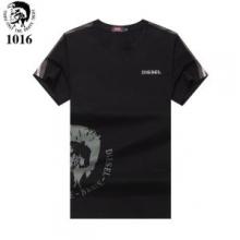 2019春夏のトレンドDIESEL Mohican ロゴ Long Sleeve Tee Tシャツ ディーゼル ブランドコピー ゆったり 人気 おしゃれ 薄手 トップス