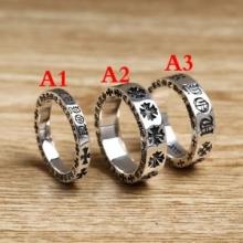 リング/指輪 今年を楽しみましょう クロムハーツお洒落が人気新品 CHROME HEARTS 超安値で完売!3色可選