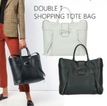 オシャレ上級者にTod's Double T Shopping Bagトートバッグ トッズ 通販 安い コピー 人気 適度な上品さ 通勤バッグ 新作