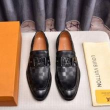 今大注目ブランド ルイ ヴィトン 着心地の良いお品革靴LOUIS VUITTON 2019人気新作