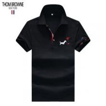 Tシャツ/ティーシャツ清潔感溢れる  3色可選人気セール100%新品  トムブラウンSS19極上発売 THOM BROWNE