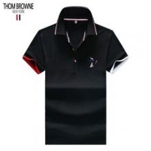 2019限定新作 トムブラウン 今シーズン新作 THOM BROWNE Tシャツ/ティーシャツ 今季話題の一級品 3色可選