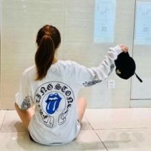 スタイリッシュなスタイル CHROME HEARTS クロムハーツ 長袖Tシャツ2019人気新作