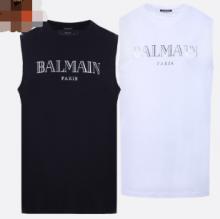 【2019年】夏のファッション BALMAIN Paris T-SHIRTS バルマン ブランド コピー コットン 半袖 tシャツ コーデ ストリート