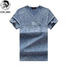 19SS 関税込み すぐお届け 春夏新作 ディーゼル DIESEL Tシャツ/ティーシャツ 4色可選