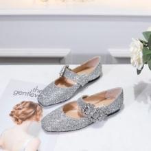 フラットシューズJIMMY CHOOジミーチュウ 靴 履き心地GALA素敵 カジュアル オフィスカジュアル 結婚式 品質保証