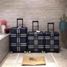バーバリー BURBERRY スーツケース 超カッコイイ 最新先取りおしゃれなロゴ入り