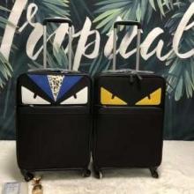 スタイリッシュな雰囲気 FENDI フェンディ スーツケース 2色可選 セレブ愛用 19新作