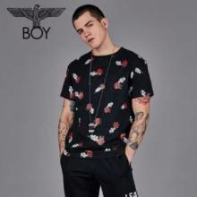 レトロ感のあるデザイン 半袖Tシャツ 永遠の定番商品 ボーイロンドン BOY LONDON 19新作各色入手困難