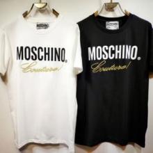 Tシャツ/半袖 トレーナーシャツ/ジャージ モスキーノ2019夏ファション新品 MOSCHINO 2色可選