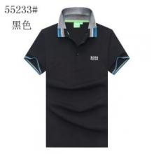2019新作先取り 日本未入荷  ヒューゴボス HUGO BOSS 今年も大活躍間違いなし 半袖Tシャツ 多色可選 華やかな雰囲気