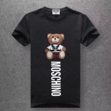 モスキーノ SS19限定版 MOSCHINO スタイリッシュな雰囲気 肌に馴染みやすいTシャツ/半袖 3色可選