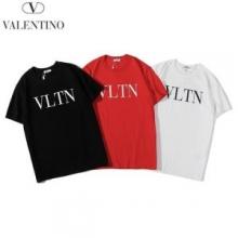 クラシックな雰囲気のトップス Tシャツ/半袖ヴァレンティノ 2019春夏の大注目トレンド VALENTINO 3色可選