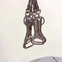 多くのセレブも愛用するブランド新作 2019秋冬流行ファションSupreme x  Louis Vuitton LV Rivets Chain 幅広いスタイルにコーディネート