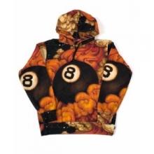 着こなしが素敵秋冬定番新品 Martin Wong 8 Ball Hooded 19年の秋冬のトレンドも意識  シュプリーム SUPREME ヒットする秋冬コレクション