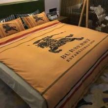 柔らかい寝具セットBurberry 布団カバー ベッド用 おしゃれ 人気ランキング バーバリー スーパーコピー 通販 安い 四季通用