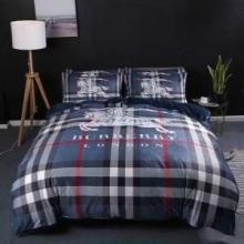 四季通用 Burberry 寝具セット人気ランキング ブランド おすすめ バーバリー 布団カバーダブル 4点セット クラシック 定番上品