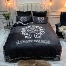 寝具4点セット クロムハーツ CHROME HEARTS 2019秋冬大人気アイテム注目 大人っぽい雰囲気が感じ