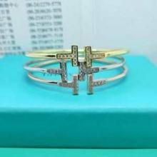 オシャレな秋冬コーデスタイル  ティファニー Tiffany&Co とてもおすすめトレンド新作  3色可選 ブレスレット