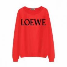 2019-20AW人気新作高級Loewe Anagram Sweatshirtメンズ スエットシャツ コーデ ロエベ コピー パーカー 柔らかな着こなし