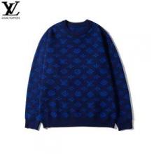 Louis Vuitton秋冬最新 フルモノグラムジャカードクルーネック1A5CPPヴィトン スーパーコピーモノグラム ニットセーター