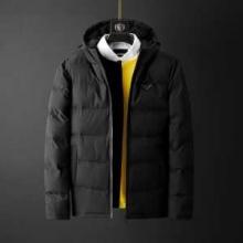 きれいめ大人スタイルサイズ感  プラダ 2019-20秋冬おすすめカラーも紹介  PRADA メンズ ダウンジャケット 大人っぽさや重厚感をカジュアル