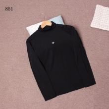 DIOR 長袖tシャツ メンズ シンプルなスタイルに最適 2019人気 ディオール コピー ブラック コーヒー色 通勤通学 最高品質