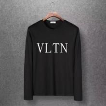 ヴァレンティノ 長袖tシャツ メンズ 着まわし力の高さで大人気 VALENTINO VLTN コピー 多色選択可 デイリー 通勤通学 最低価格