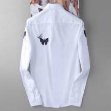 VALENTINO メンズ シャツ デザイン性の高さで大活躍 ヴァレンティノ コピー 激安 黒白2色 ストリート コーデ おしゃれ 完売必至