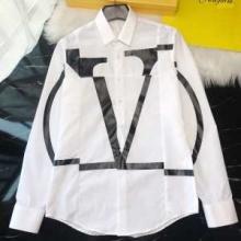 VALENTINO シャツ メンズ 存在感ある大人っぽいスタイルに最適 コピー 服 ブランド ヴァレンティノ ホワイト 相性抜群 手頃価格