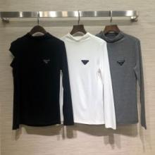 大人気のブランド安い買い物  プラダ PRADA 今季の秋冬ファッション着こなし 3色可選 ニットウェア 2019秋冬の人気アイテムセール