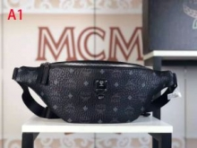 MCM Visetos Furstenウエストバッグ エムシーエム コピー 通販 ウエストポーチユニセックス旅行にお出かけバッグコーデ