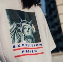 半袖Tシャツ 2色可選 2019秋冬大人気アイテム注目 シュプリーム 秋冬にも大活躍間違いなし SUPREME 耐久性が高め人気アイテム
