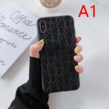 期間限定DIOR Oblique iPhoneX/XS用ケース 高級カーフレザー ディオール 激安 アイフォンケース 新作 オシャレ コーデ